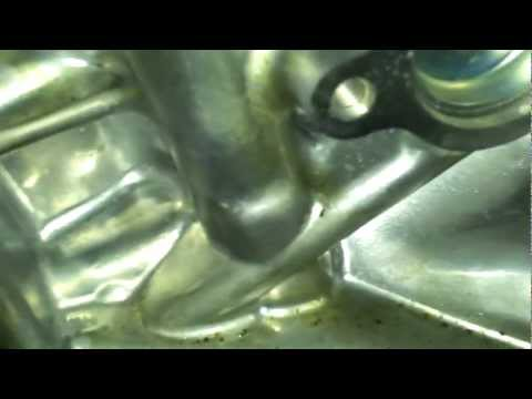 Suzuki Grand Vitara New трещина в блоке цилиндров замена БЦ