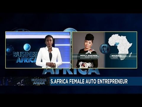 Female auto repairs entrepreneur beats unemployment and gender prejudice