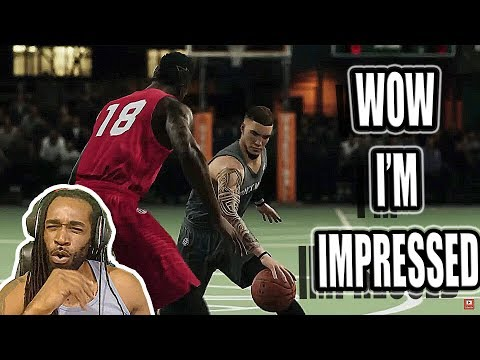 NBA LIVE 19 – Official Reveal Trailer  REACTION | WOW I'M IMPRESSED!! New Dribbles, Ankle Breakers