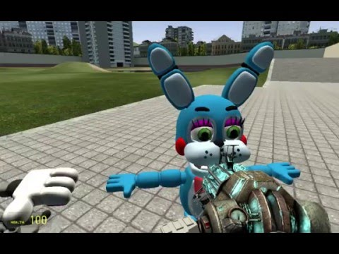 Repeat Gmod FNAF 2 New Toy NPCs by Xman 723 - You2Repeat
