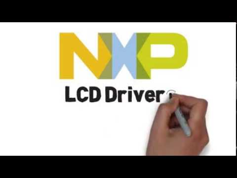 NXP Semiconductors LCD Drivers for Vertical Alignment (VA) Displays