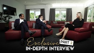 Transfers, Ramsey & Welbeck | In-depth interview with Vinai Venkatesham & Raul Sanllehi | Part 2
