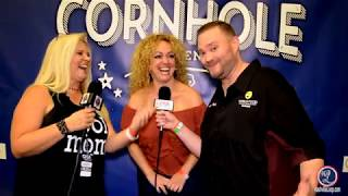 Craig Campbell Celebrity Cornhole CMA Fest 2019