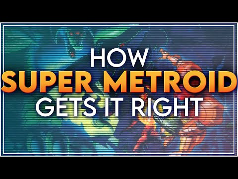 How Super Metroid Gets It Right  //  Retroview 🎮