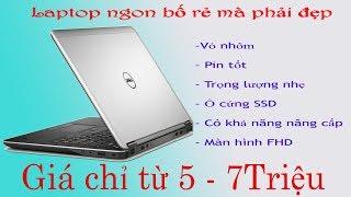 Laptop Dell Latitude E7440 Giá Rẻ Mà Đẹp Như Này Liệu Có Tốt Không ?