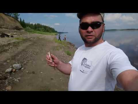 РЫБАЛКА НА ПЕЧОРЕ\\День второй/О рыбалке и не только