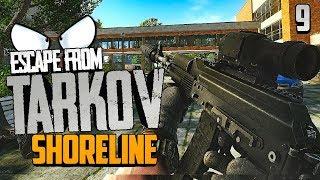 TARKOV 9 | DESCUBRIENDO SHORELINE | Escape From Tarkov Español | RYOGA