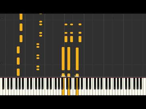 You're My Heart, You're My Soul (Modern Talking) - Piano Accompaniment Tutorial