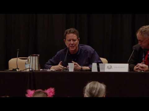 Judge Reinhold on Tim Allen and