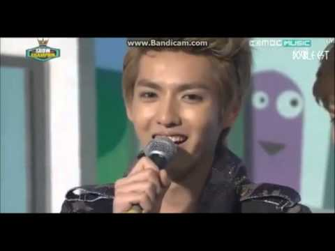 #WuYiFanFighting - EXO Kris speaking English, Korean, Japanese, Mandarin, Cantonese, Thai