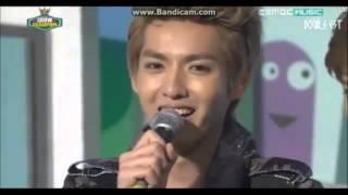 #WuYiFanFighting - EXO Kris speaking English, Korean, Japanese, Mandarin, Cantonese, Thai thumbnail