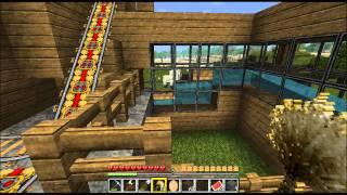 Minecraft semi-automated animal breeding farm V1