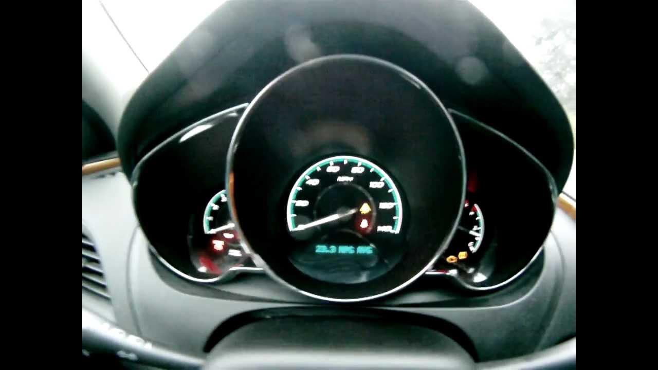 2011 Chevy Malibu LT Interior Details HD