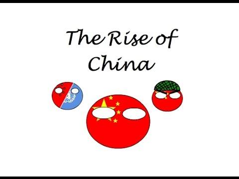 Global Hegemon theory and the Rise of China