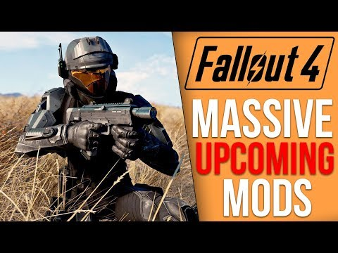 The Largest and Most Interesting Mods Coming to Fallout 4