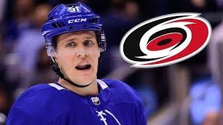 HUGE NHL NEWS! Jake Gardiner signs with the Carolina Hurricanes | Details Inside