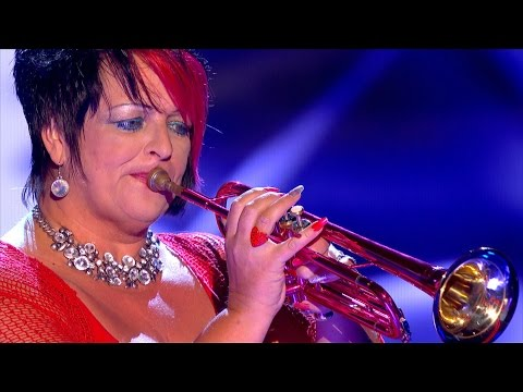 Dawn Allen performs 'Wish I Didn't Miss You' - The Voice UK 2015: Blind Auditions 4 - BBC One