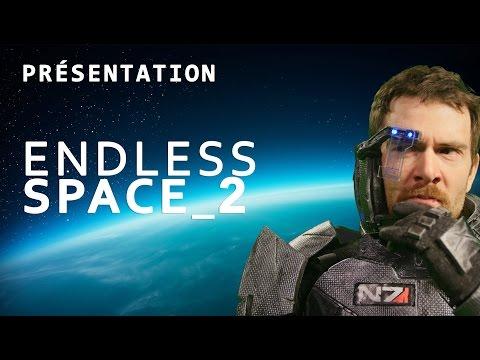 Présentation/Découverte - Endless Space 2