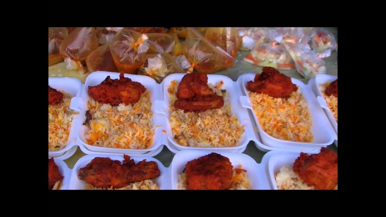 The Ramadan Food Bazaar Kuala Lumpur Youtube