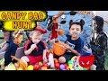 CANDY BAG HUNT with HIDDEN BAGS OF CANDY and TREATS