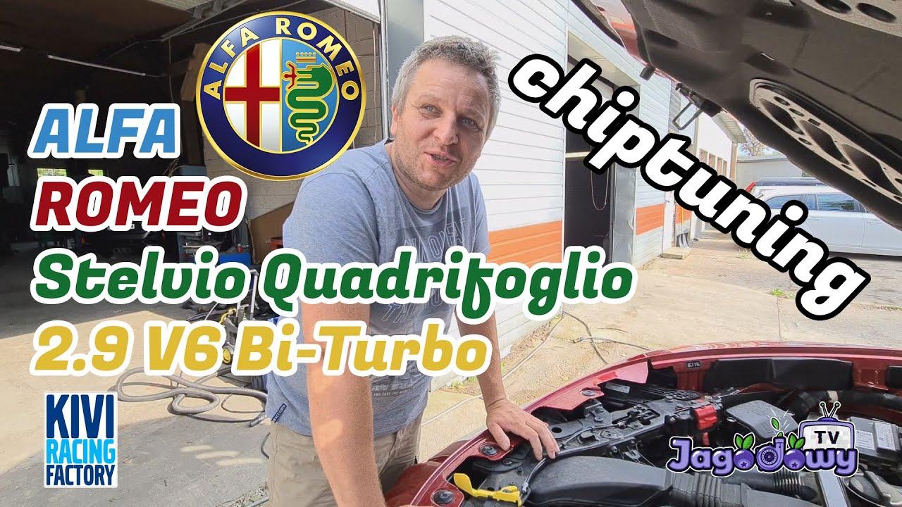 Kivi Racing Factory - Alfa Romeo Stelvio Quadrifoglio 2.9 V6 Bi-Turbo