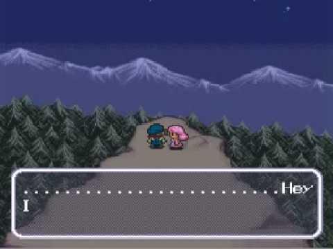 Harvest Moon Snes - Nina Starry Night