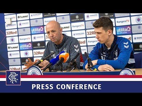 PRESS CONFERENCE   McAllister & Jack   07 Dec 2018
