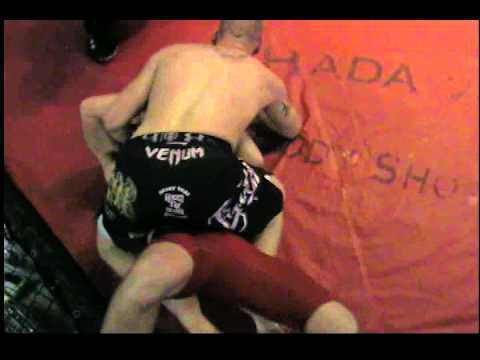Hardrock MMA 43 Fight 9 Brandon Hurst vs Jacob Byrd Round 1