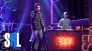The Chainsmokers: Break Up Every Night - SNL