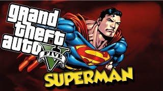 GTA V SUPERMAN MOD | GTA V NA MODACH - JESTEM SUPERBOHATEREM + DOWNLOAD [PL]
