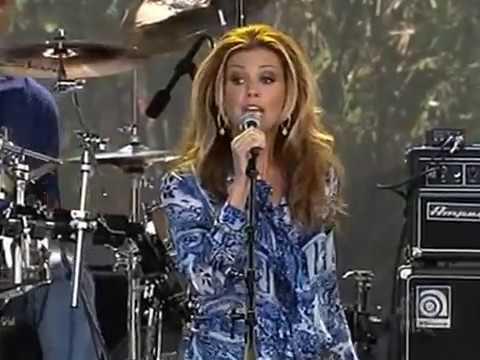 Vinnie Colaiuta with Faith Hill  live Leno...