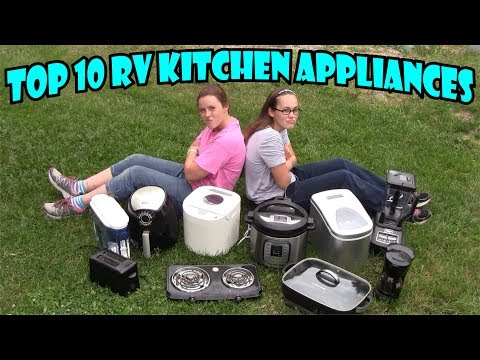top-10-rv-kitchen-appliances-you-must-buy!