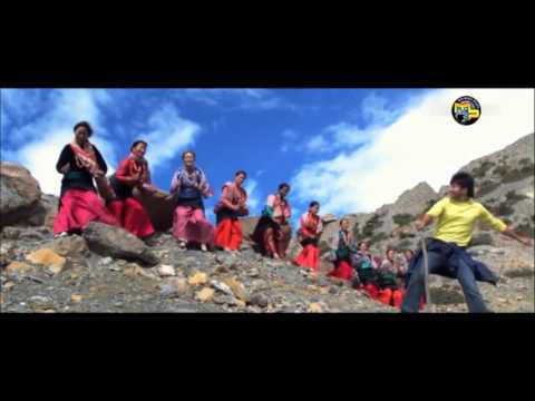 Ankha Ankha   Music Video from the movie Kohi Mero 2011