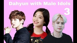 Dahyun With Male Idols Part 3!
