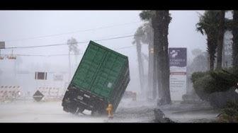 """USA: Hurrikan """"Harvey"""" erreicht Texas - Katastrophenalarm ausgelöst"""
