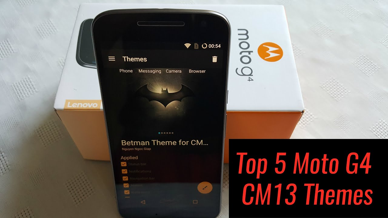 Gmail themes for mobile - Moto G4 2016 My Top 5 Cm13 Themes