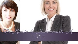 La Minute de Mademoiselle M71 - Comment choisir une veste en 20 détails ?