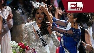 Venezuela se corona por séptima ocasión en Miss Universo / Función Joana Vegabiestro
