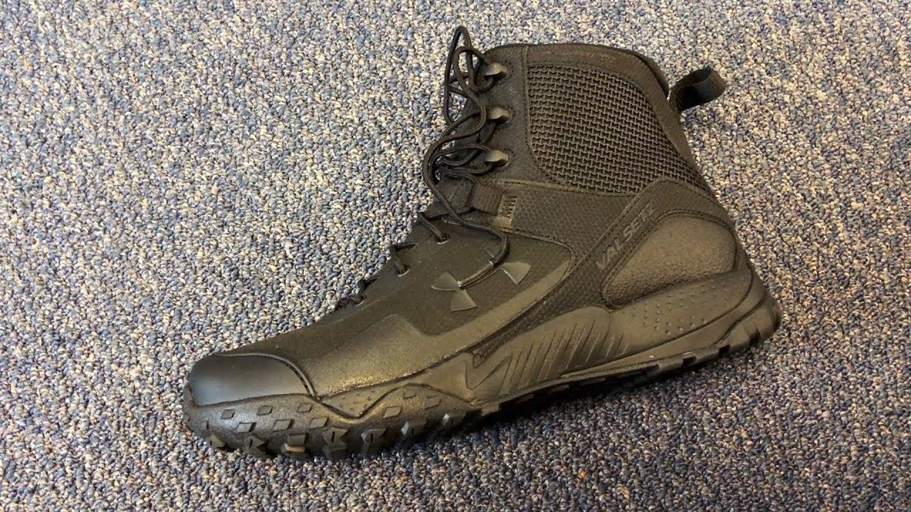 9175dc0506b Under Armour Valsetz RTS 1.5 Zip Military and Tactical Boot