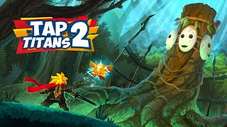 Tap Titans 2 [speedrun with farm, stats at end]