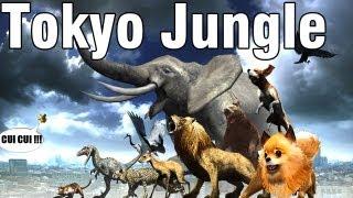 Tokyo jungle : Un jeu qui a du mordant !
