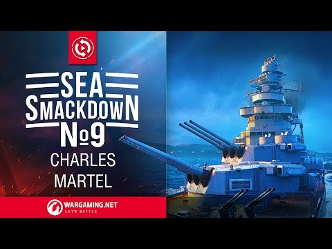 World of Warships - Sea Smackdown #9
