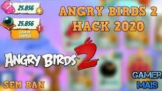 HACK ANGRY BIRDS 2 - TUDO INFINITO! 2020