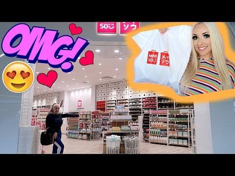 I Went To A Japanese Dollar Store! *haul*