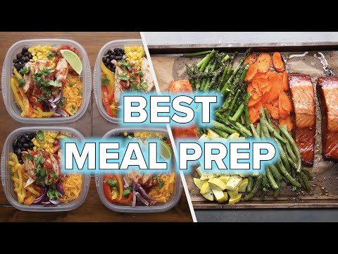 6 Easy Meal Prep Ideas For The Week