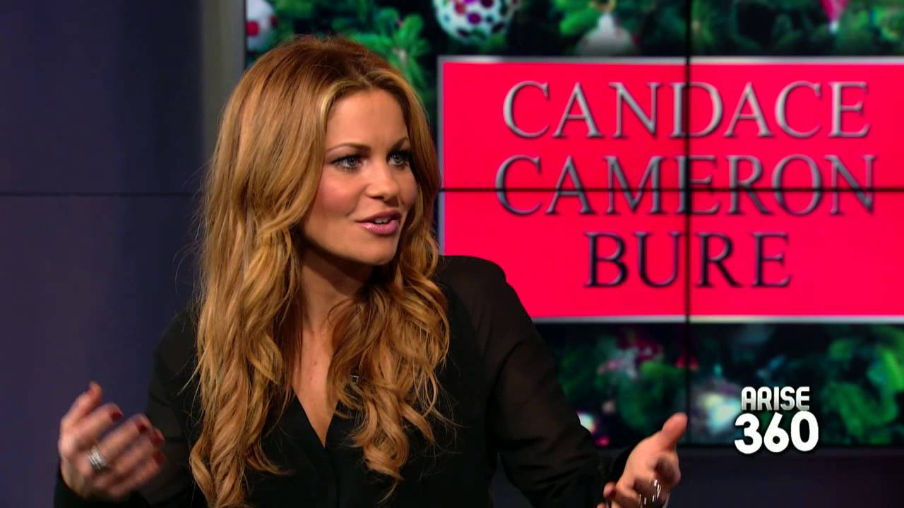 Candace Cameron Bure on her knew film