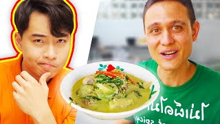 Uncle Roger Review MARK WIENS THAI GREEN CURRY