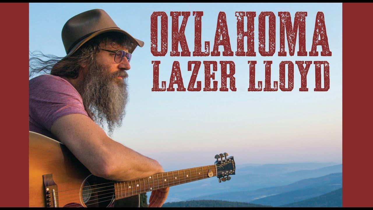 """Oklahoma"" - words and music Lazer Lloyd"
