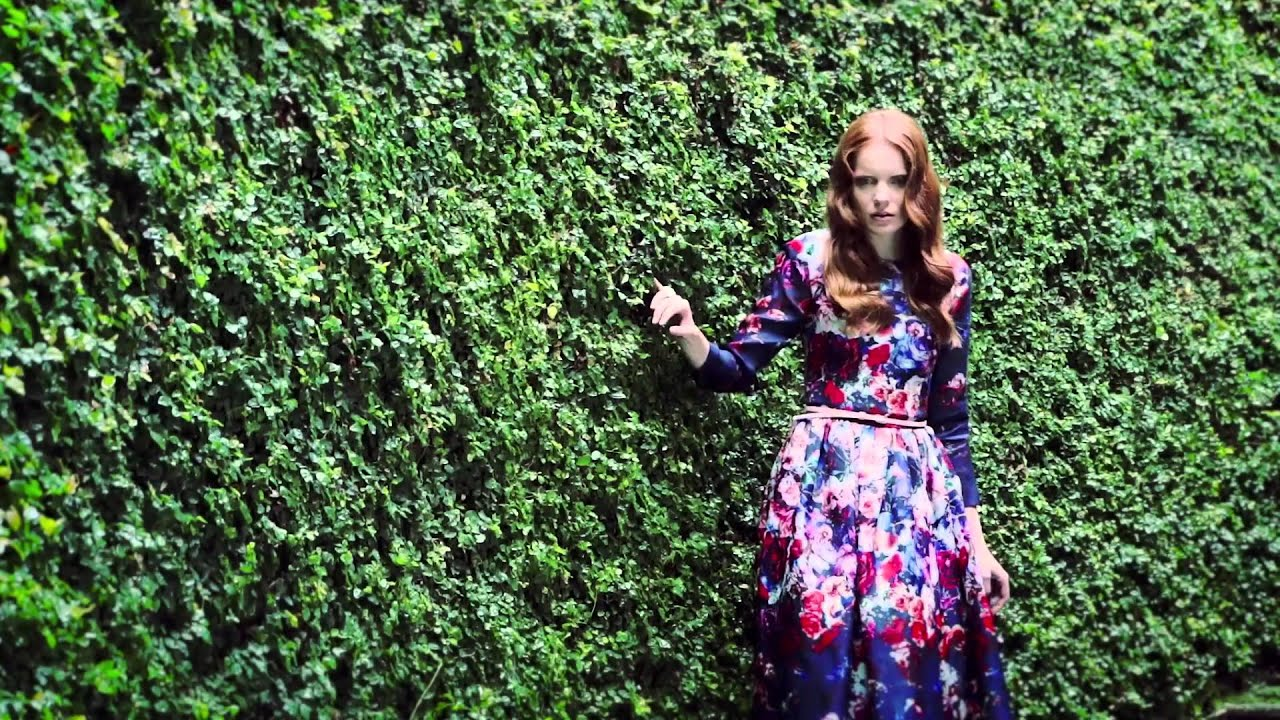 the secret garden quotfashion filmquot photographed by lior