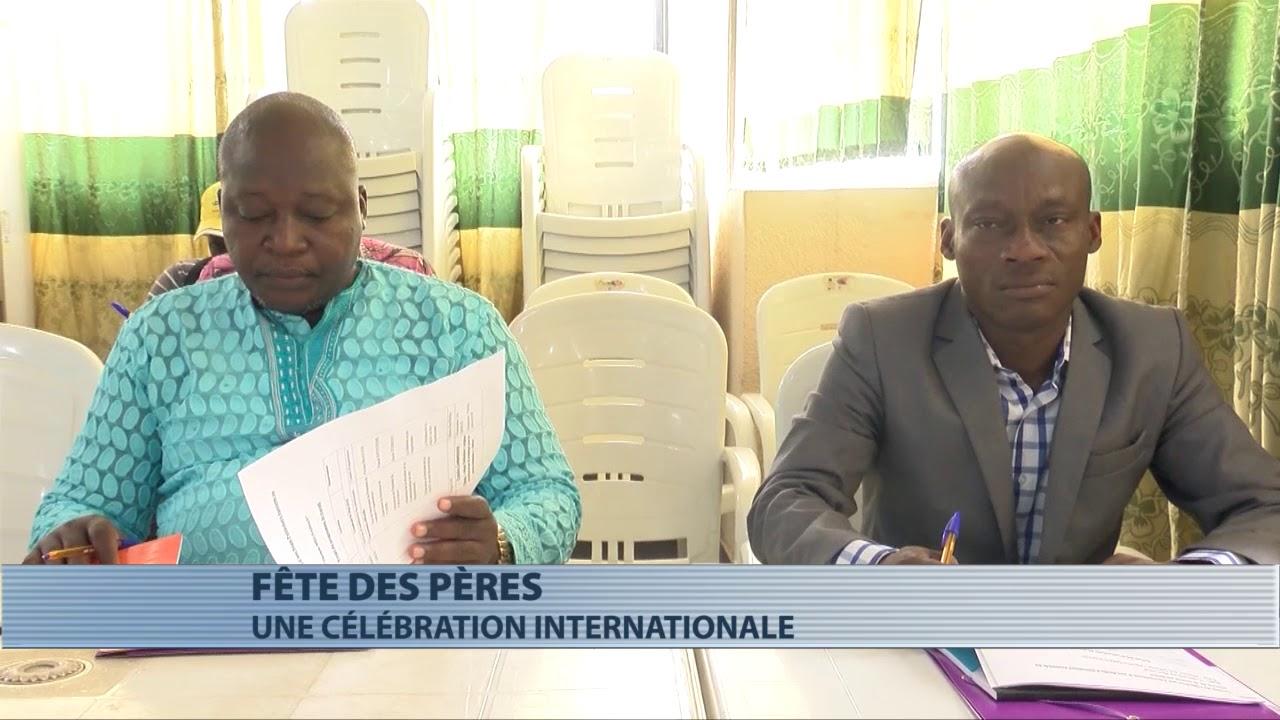 Société : fête des pères à Cotonou
